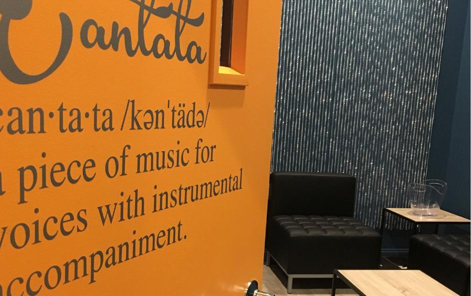 Cantata Karaoke Suite