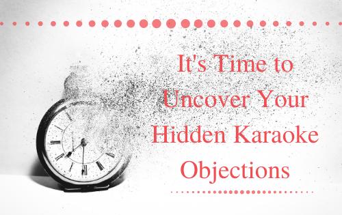 karaoke objection